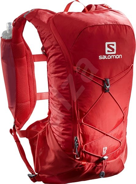 Salomon AGILE 12 SET Goji Berry - Sports Backpack