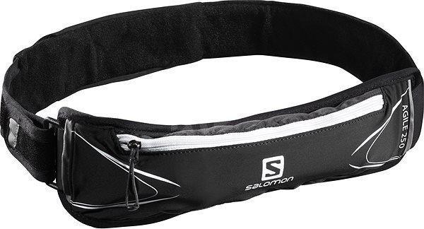 Salomon AGILE 250 SET BELT, Black - Bum Bag