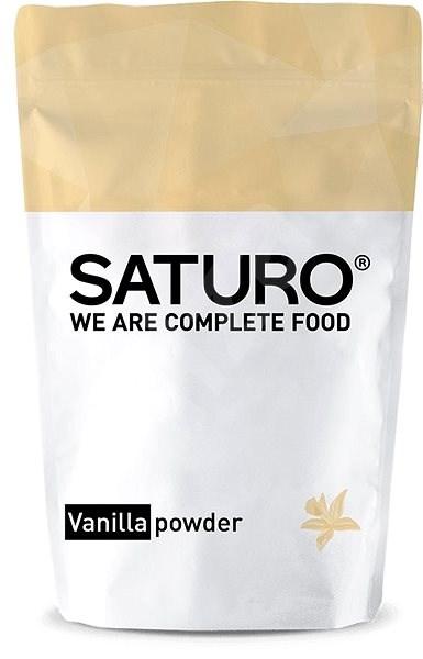 Saturo Prášek (Vegan), 1430g, vanilka - Trvanlivé jídlo
