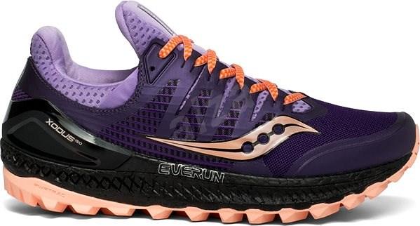 Saucony XODUS ISO 3 vel. 38 EU / 235 mm - Běžecké boty