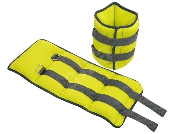 Lifefit Neoprenová zátěž Ankle/Wrist Weights 2 × 3,0kg - Závaží