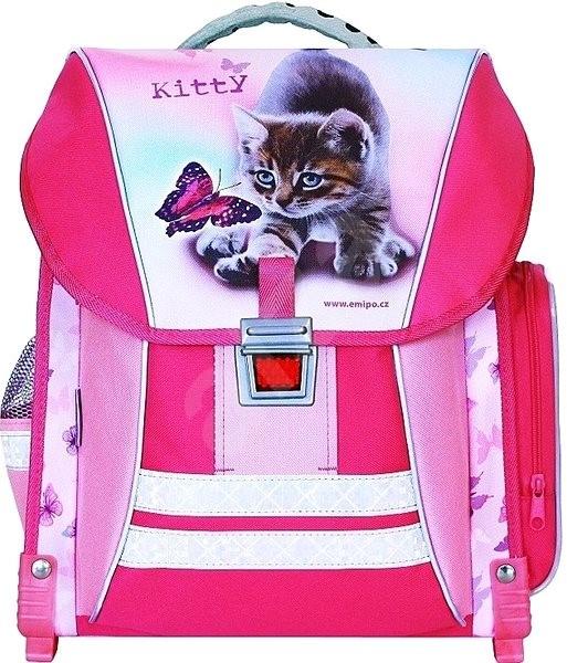 2877290f770 Emipo Ergo One - Kitty - Školní batoh