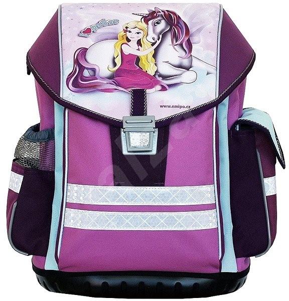 7308f4bb960 Emipo Ergo One - Pegas - Školní batoh