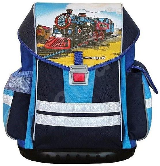 Emipo Ergo One - Pacific - Školní batoh  92c6e0009b