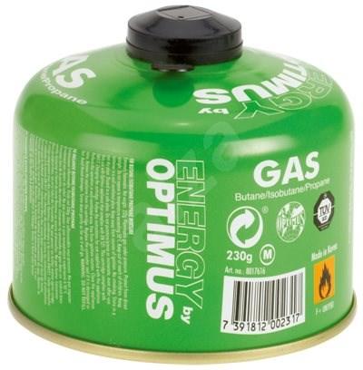 OPTIMUS plynová kartuše 230 g (propan / butan / izobutan) - Kartuše