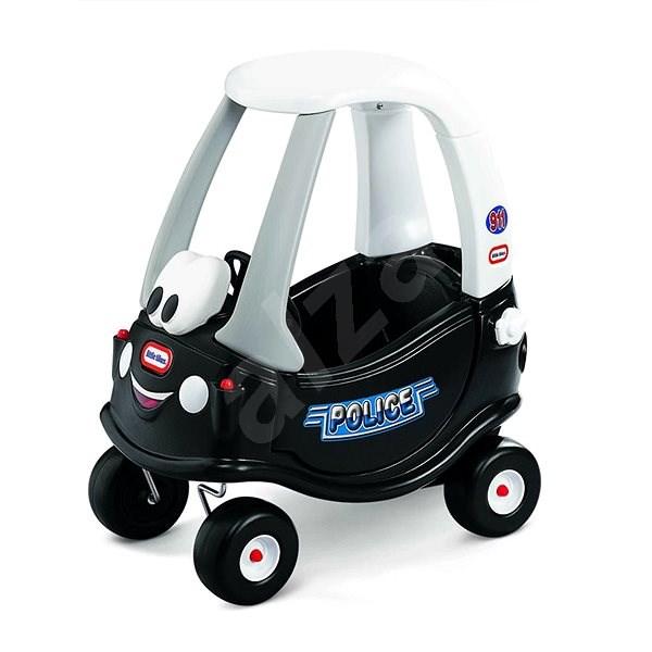 Little Tikes Cozy Coupe - policejní - Odrážedlo