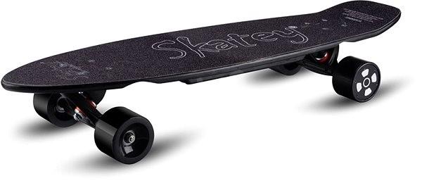 Skatey 350L černý - Elektro longboard  3b82239cc5