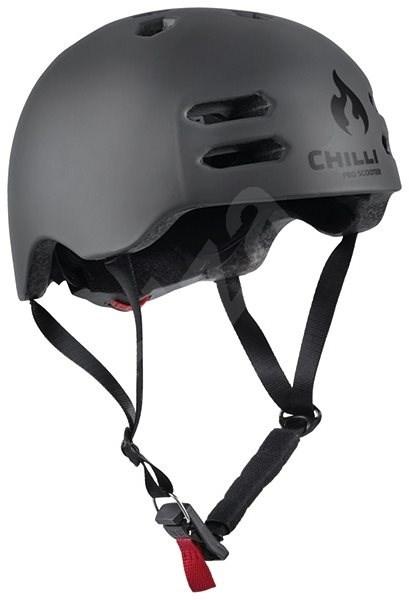 Chilli Inmold šedá helma S - Helma na kolo