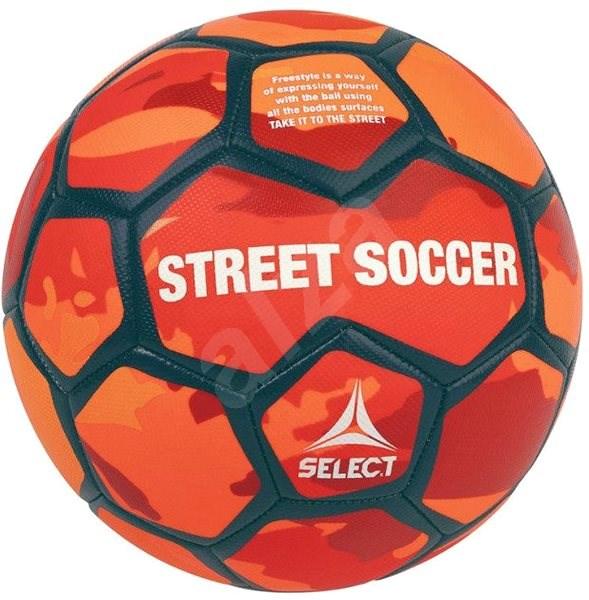 SELECT Street Soccer vel. 4,5 - Fotbalový míč