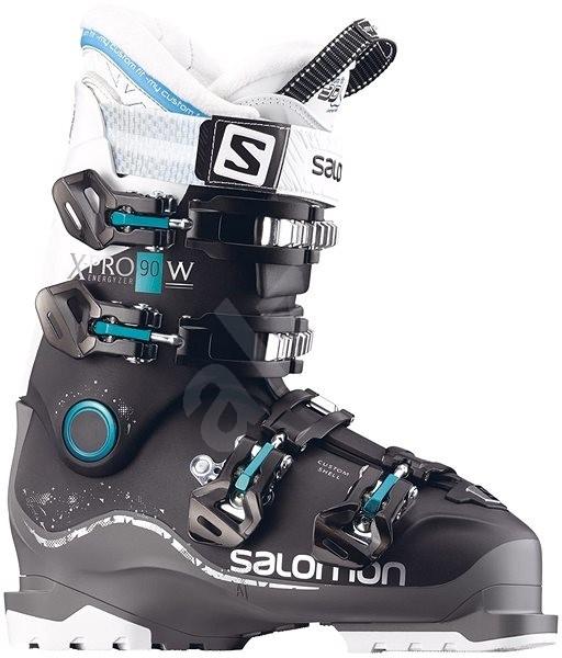 Salomon X Pro 90 W Black Anthracite White - Lyžařské boty  3e8ac612a4