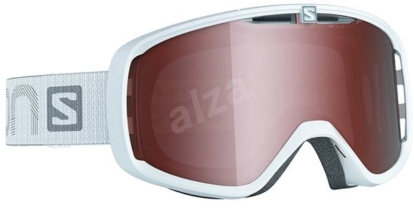 Salomon Aksium Access Wh Univ.T.Orange - Lyžařské brýle  7b29b100470