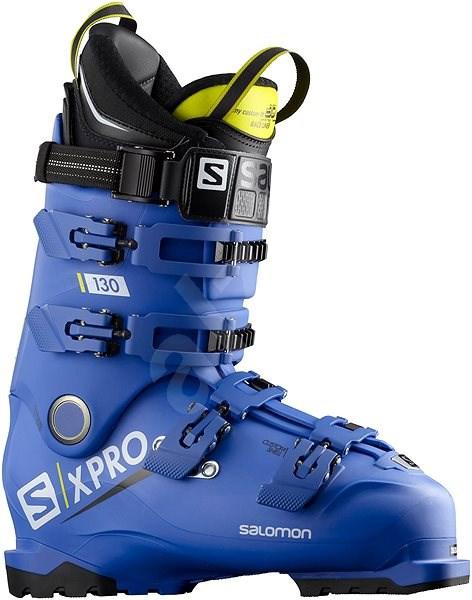 Salomon X Pro 130 Raceblue Acid Gree vel. 46 EU  290 mm - Lyžařské ... 677e72e216