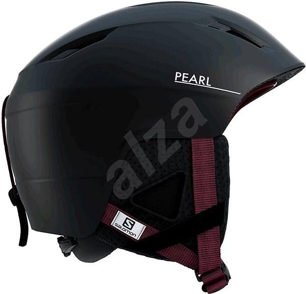 Salomon  Pearl2+ Black vel. S (53-56 cm) - Lyžařská helma