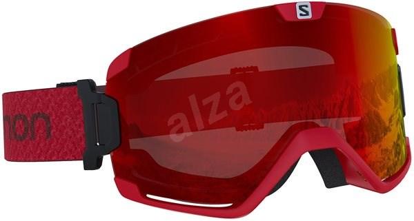 Salomon Cosmic Matador/Univ.Mid Red - Lyžařské brýle