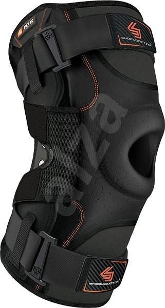 Shock Doctor Ultra Knee Support w Bilateral Hinges 875, černá XL - Ortéza na koleno