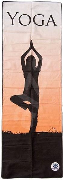 Sharp Shape Yoga Microfibre towel Mirror - Ručník