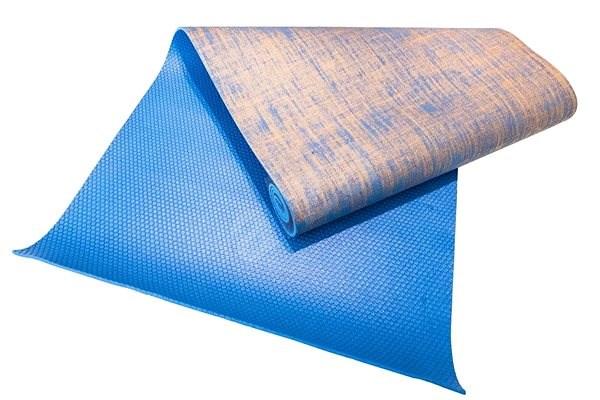 Sharp Shape JUTA yoga mat blue - Podložka na jógu