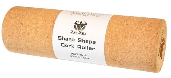 Sharp Shape Cork Roller - Masážní válec
