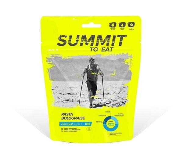 Summit To Eat - Boloňské těstoviny - MRE