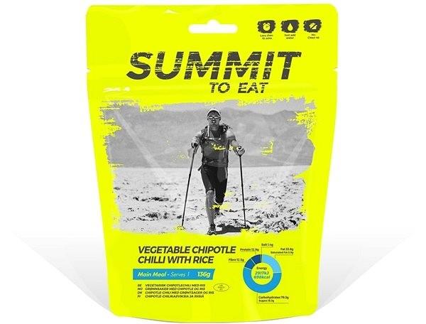 Summit To Eat - Vegetariánské Jalapeno s rýží - MRE