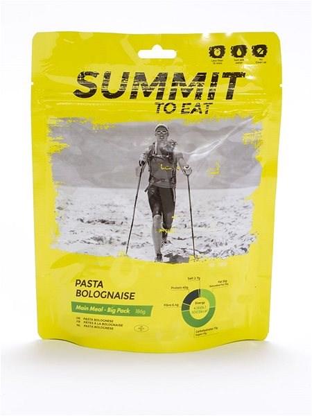 Summit To Eat - Boloňské těstoviny - big pack - MRE