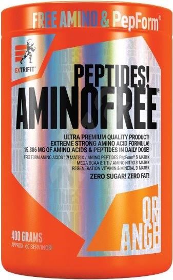 Extrifit Aminofree Peptides 400 g orange - Aminokyseliny