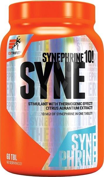 Extrifit Syne 10 mg Thermogenic Burner 60 tbl - Spalovač tuků