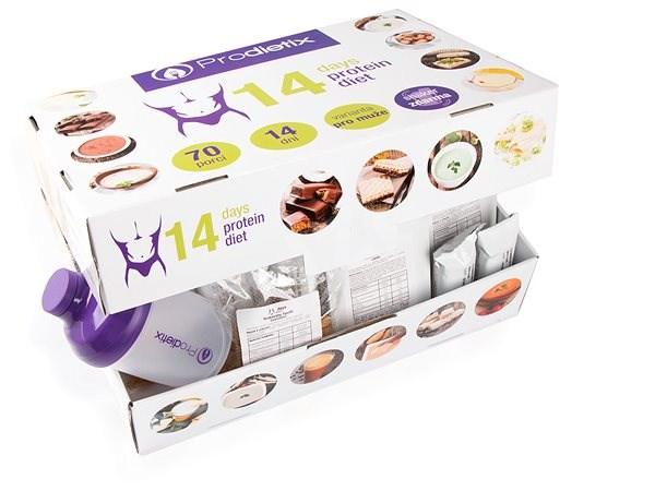 Prodietix 14 days protein diet pro muže - Sada