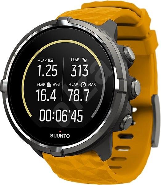 49472287c Suunto Spartan Sport Wrist HR Baro Amber - Sporttester   Alza.cz