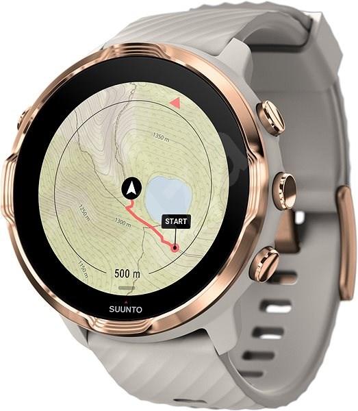 Suunto 7 Sandstone Rosegold - Chytré hodinky