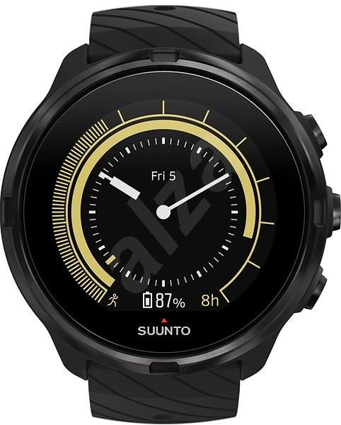Suunto 9 All Black Kav - Chytré hodinky