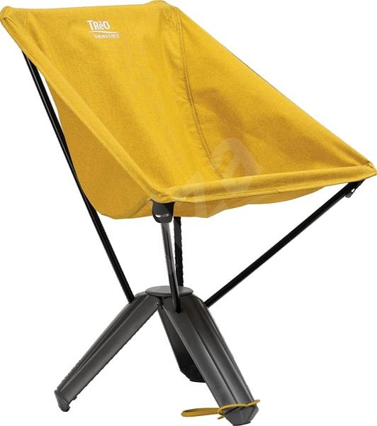 Therm-A-Rest Treo Chair Lemon Curry - Křeslo