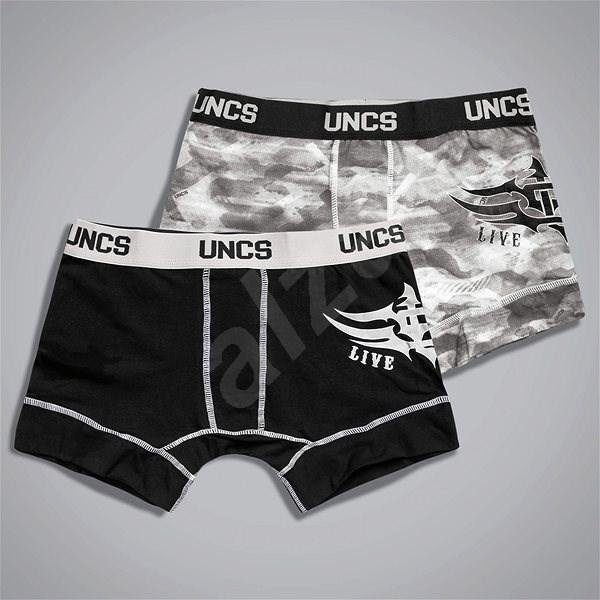 UNCS 2Pack Wings II, vícebarevná L - Boxerky