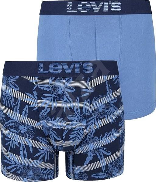 Levis 2Pack 905024001 003, modrá XL - Boxerky