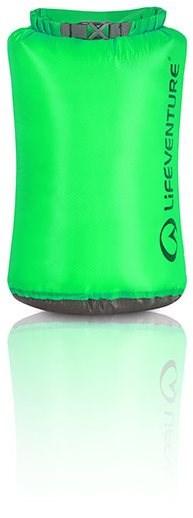 Lifeventure Ultralight Dry Bag 10l green - Nepromokavý vak