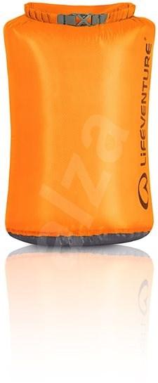 Lifeventure Ultralight Dry Bag, 15l, Orange - Waterproof Bag
