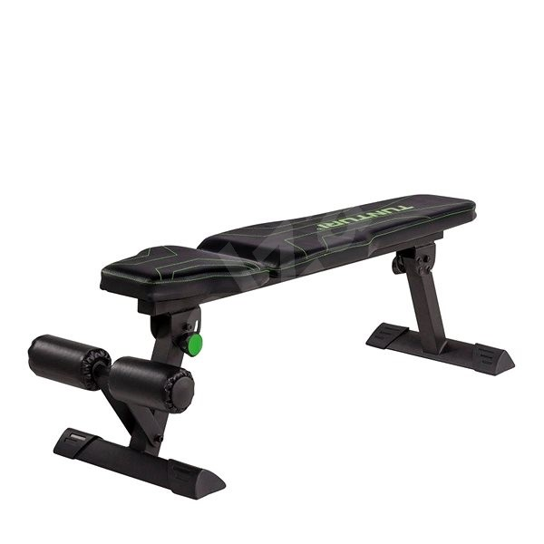 Tunturi FB80 Flat Bench - Posilovací lavice