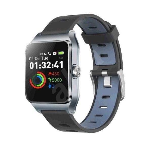 UMAX U-Band P1 PRO Silver - Chytré hodinky