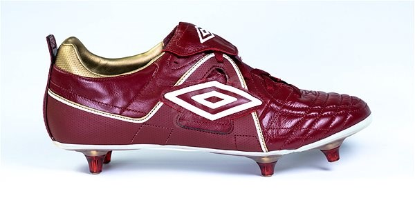 SPECIALI -A-SG Oxblood / White / Gold, size 46.5 EU / 305 mm - Football Boots