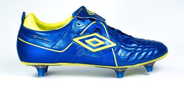 SPECIALI -A-SG Royal / Fluo citrus, size 42 EU / 270 mm - Football Boots