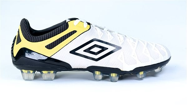 UX-CONCEPT HG White / Black / Burgundy, size 44 EU / 280 mm - Football Boots