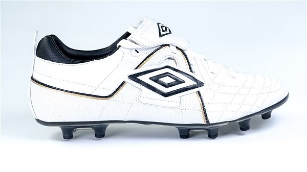 SPECIALI -A-HG White / Black / Gold, size 44.5 EU / 285 mm - Football Boots