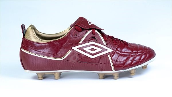 SPECIALI -A-HG Oxblood / White / Gold, size 44.5 EU / 285 mm - Football Boots