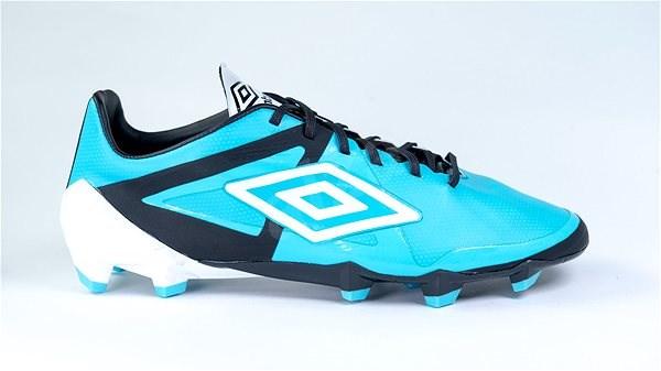 Velocita PRO FG Blue / Black, size 45 EU / 290 mm - Football Boots