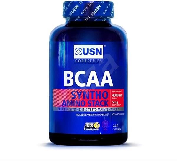 USN BCAA Syntho Stack, 240 Tablets - Amino Acids