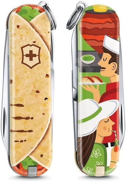 Victorinox Classic Mexican Tacos - Nůž