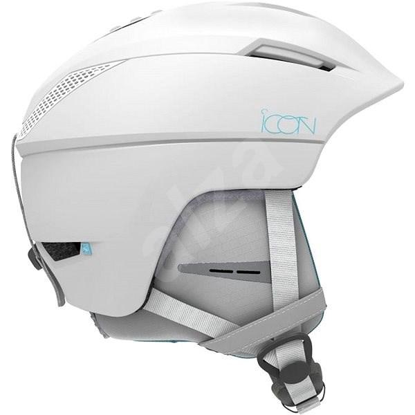 Salomon ICON2 M White vel. M (56-59 cm) - Lyžařská helma