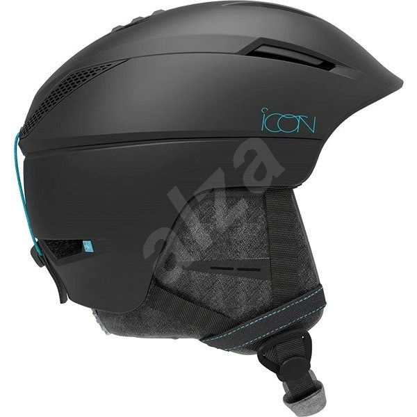 Salomon ICON2 M Black vel. M (56-59 cm) - Lyžařská helma