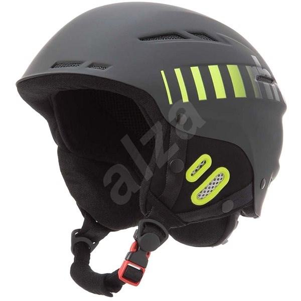 Zero RH+ Rider 18, matt black, L/XL - Lyžařská helma