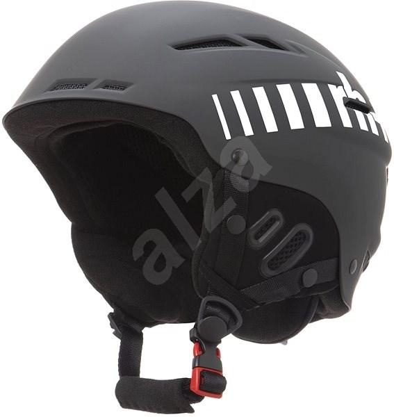 Zero RH+ Rider 22, matt black, XS/M - Lyžařská helma